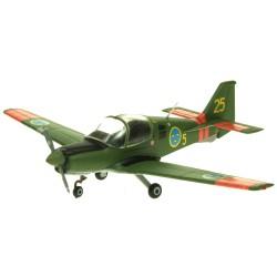 AV7225003 - 1/72 SCOTTISH AVIATION BULLDOG SK61 SWEDISH AIRFORCE HISTORIC FLIGHT 61025