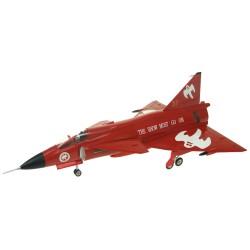 AV7242006 - 1/72 SAAB VIGGEN AJS37 F10-57 FLYGVAPNET 'THE SHOW MUST GO ON' APRIL 2000