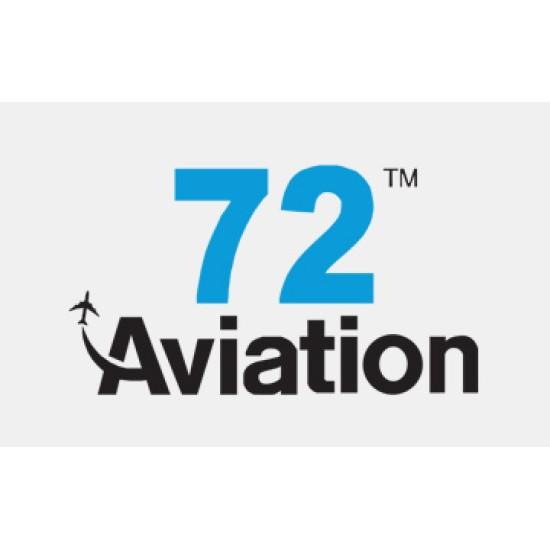 AV7225007 - 1/72 SCOTTISH AVIATION BULLDOG XX614