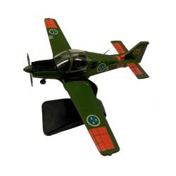 AV7225009 - 1/72 SCOTTISH AVIATION BULLDOG SWEDISH AIRFORCE 61005